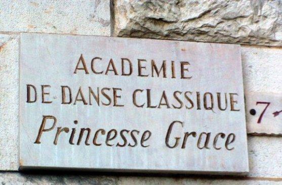 Acad mie de danse princesse grace de monaco blog de - Princesse qui danse ...